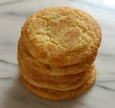 Indian Spiced Snickerdoodle Cookies